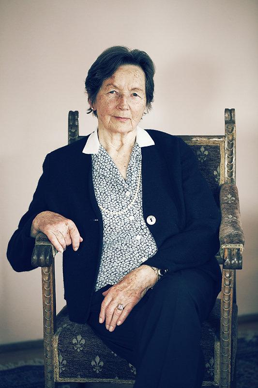 Frau Stuber